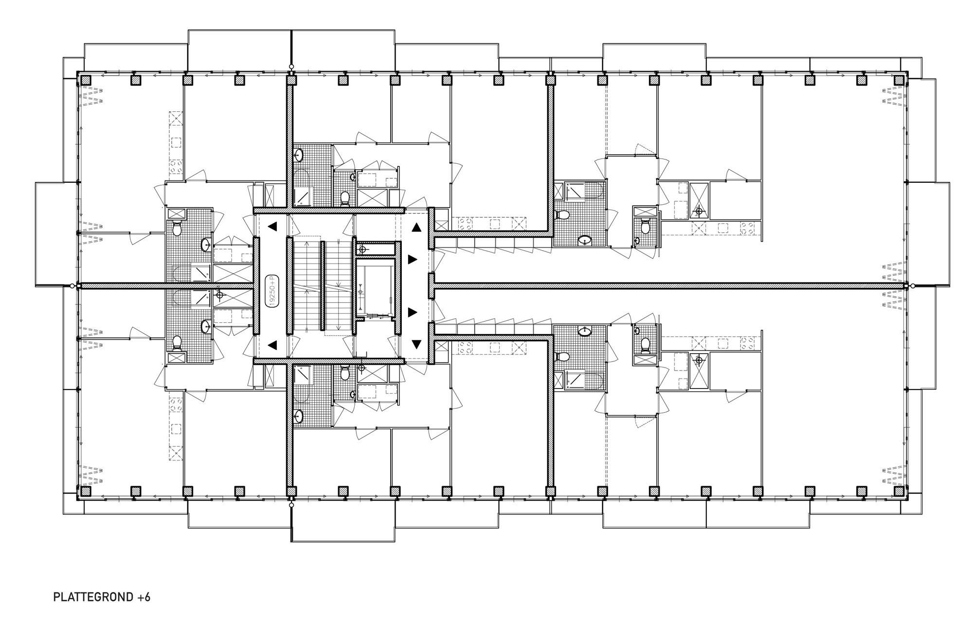 Gallery Of Westerdok Apartments Mvrdv