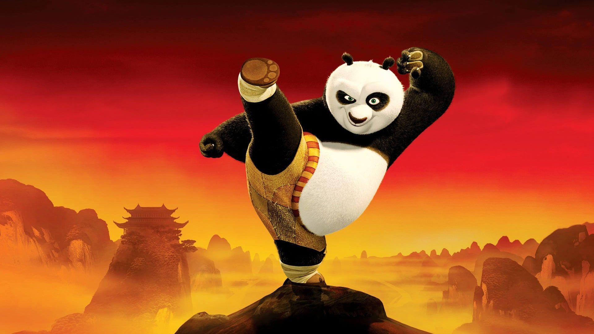 Kung Fu Panda Wallpapers HD 1920x1080 3 39