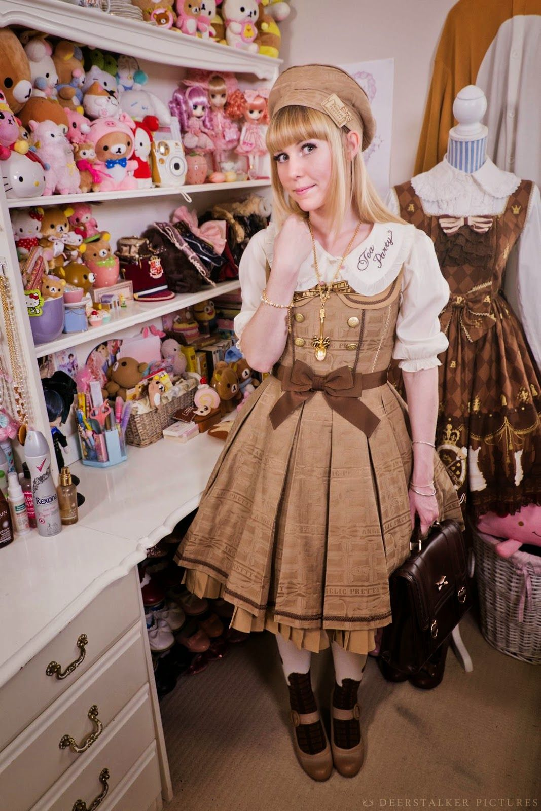 Angelic Pretty Melty Chocolate | Melty Ribbon Chocolate unboxing!