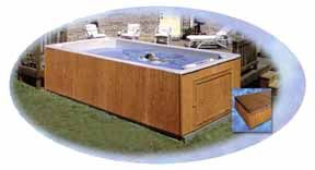 Build your own spa swimspas how to build your own swim - How to make your own swimming pool heater ...