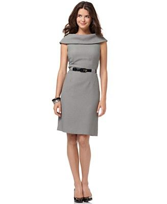Work Dresses For Women - Qi Dress