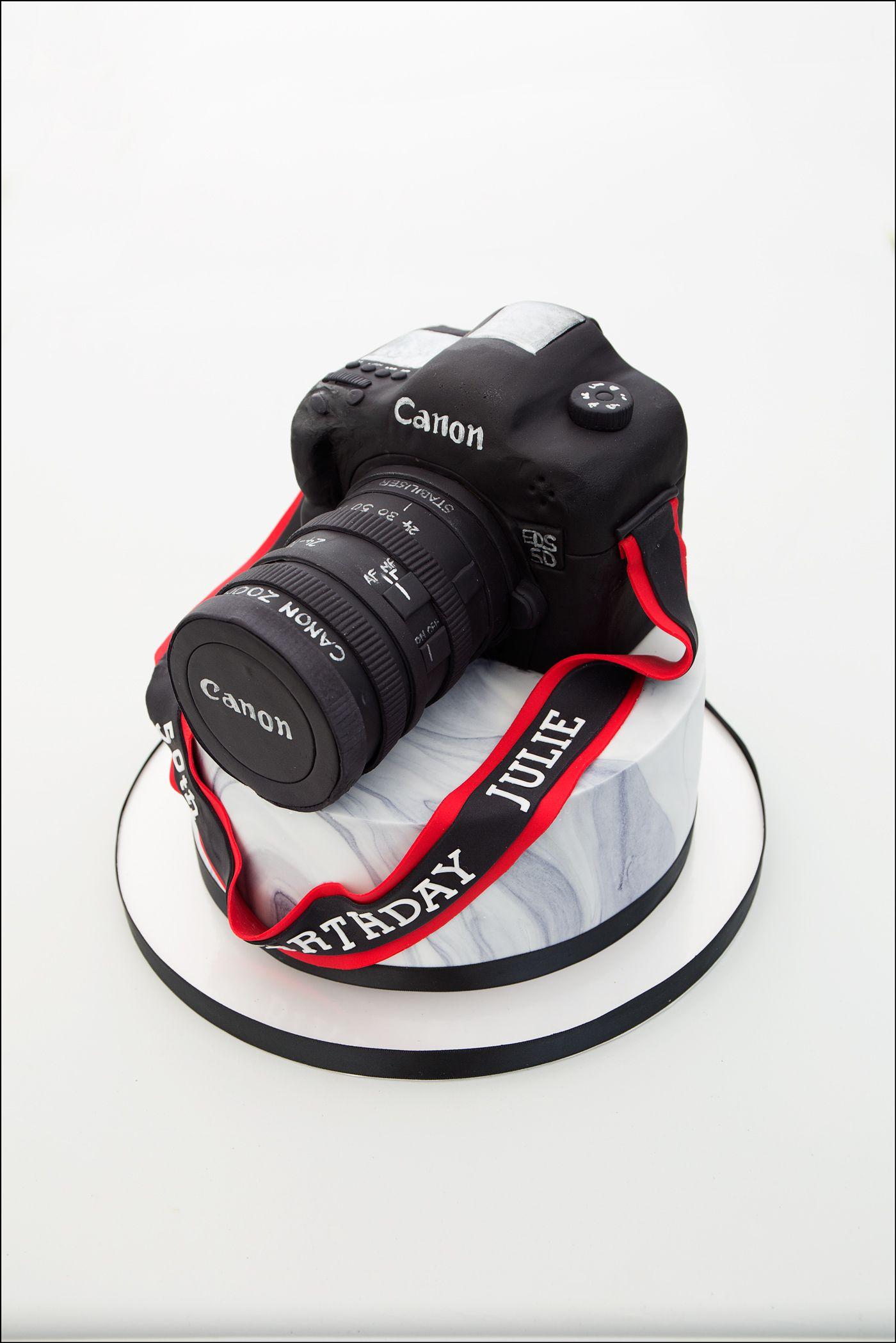 Cool Nikon Camera Birthday Cake All Edible Thanks Pettinice Com Personalised Birthday Cards Sponlily Jamesorg