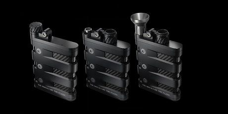 """Oakley and The Macallan Team Up to Design """"The Flask"""""""