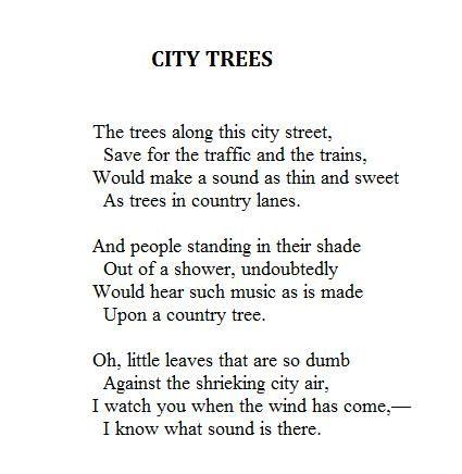 Poems By Edna St Vincent Millay Edna St Vincent Millay Good