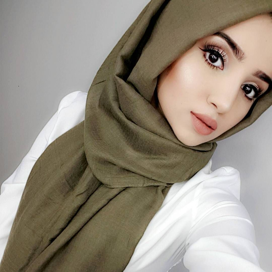 Pin di Beautiful Hijab~Shawl~Scarf(Niqab~Khimar)