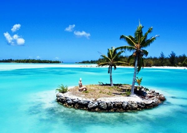 Bora The Most Famous Tropical Island