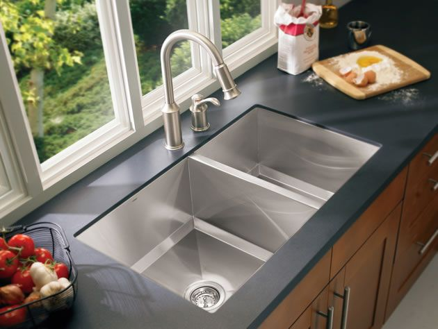 How To Choose A Kitchen Sink Stainless Steel Undermount Drop In Sinks