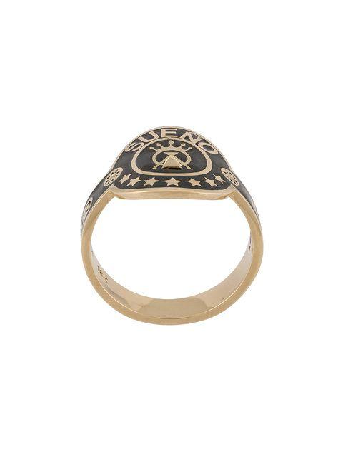 FOUNDRAE Dream Cigar ring. #foundrae #ring