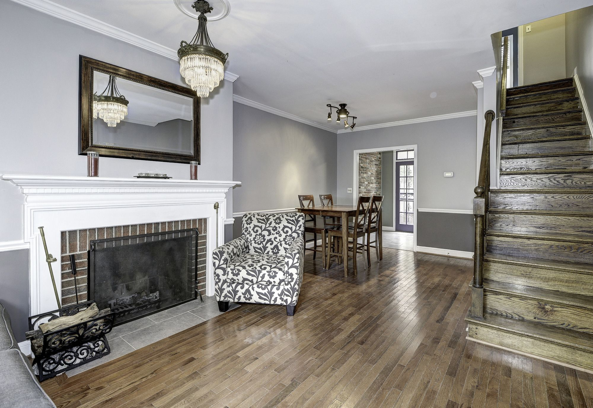SOLD! - $774,900 - 217 FAYETTE ST S, ALEXANDRIA, VA 22314 This phenomenal 4-level 3br + loft w 2.5ba TH has gorgeous hrwd flrs throughout* newly installed half bath on main level* 2 wood fps* gorgeous remodeled kitchen w granite + ss apps* updated ba w travertine tile* dual head shower* loft off 3rd br w gorgeous built-ins* brick patio w shed* front loading w/d* 1 assigned parking spot and NO HOA fee! ideally located 6 blocks from metro. Don't miss out!