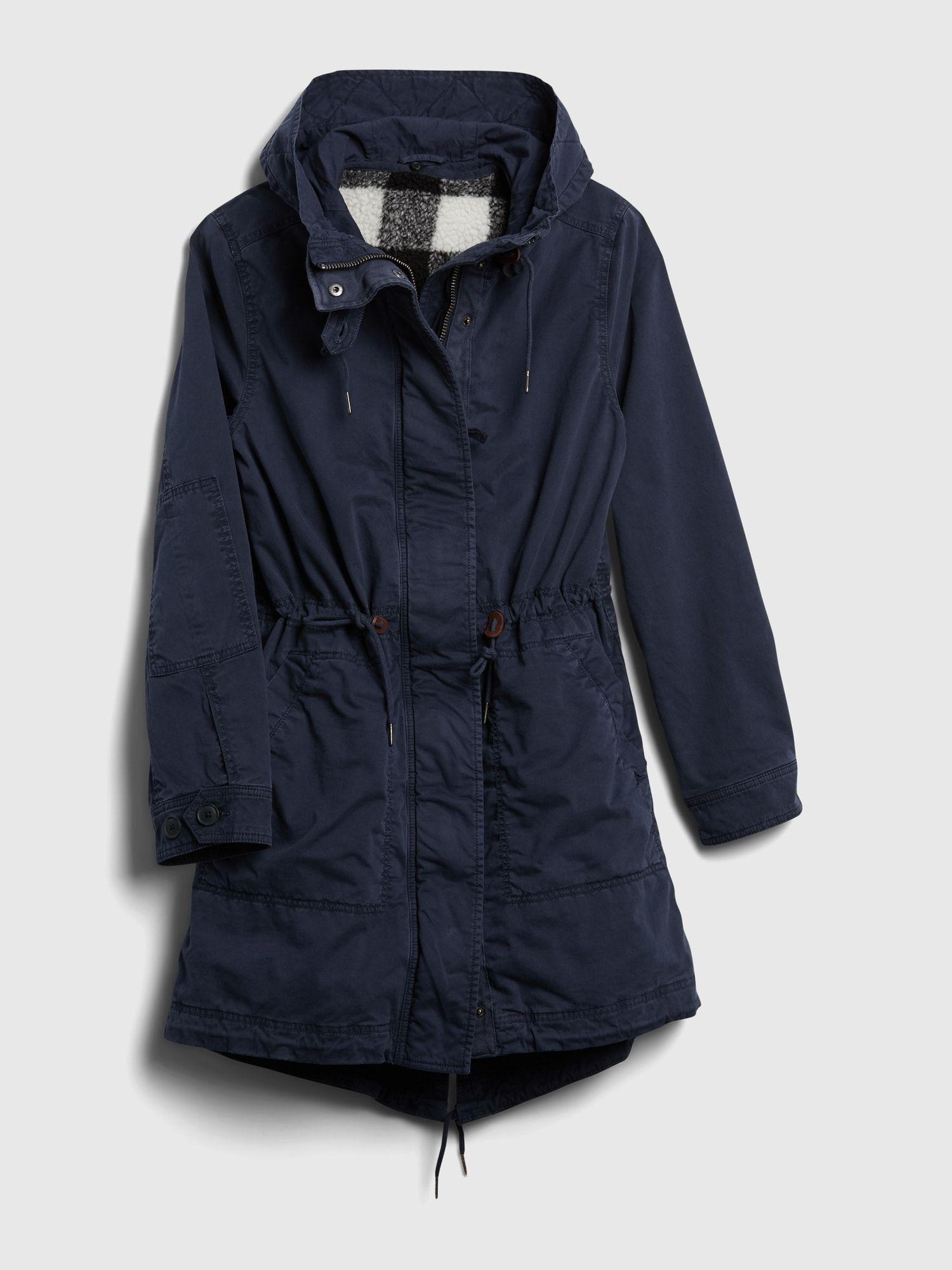 Utility Parka Jacket Parka Jacket Jackets Comfy Outfits Winter [ 2000 x 1500 Pixel ]