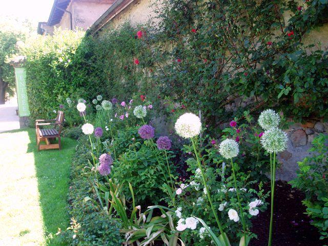 Canteros canteros pinterest jardines deco y jard n for Canteros de jardin