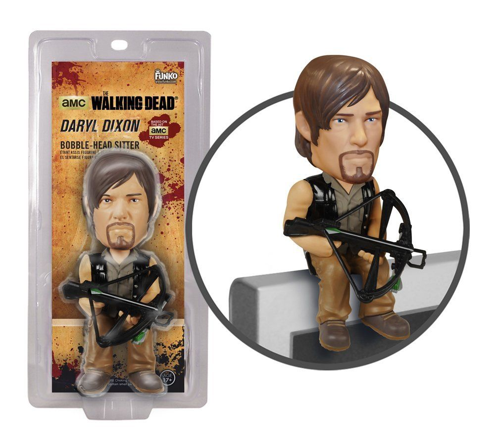 The Walking Dead: Computer Sitter - Daryl Dixon Abbildung: Amazon.de: Spielzeug