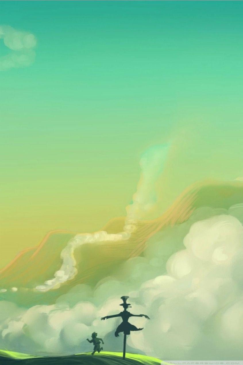 Howl S Moving Castle おしゃれまとめの人気アイデア Pinterest Lia Schroeder ハウルの動く城 ジブリ イラスト イラスト