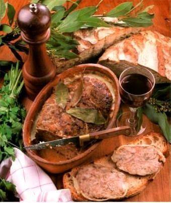 terrine bretonne charcuterie terrine pâtés et