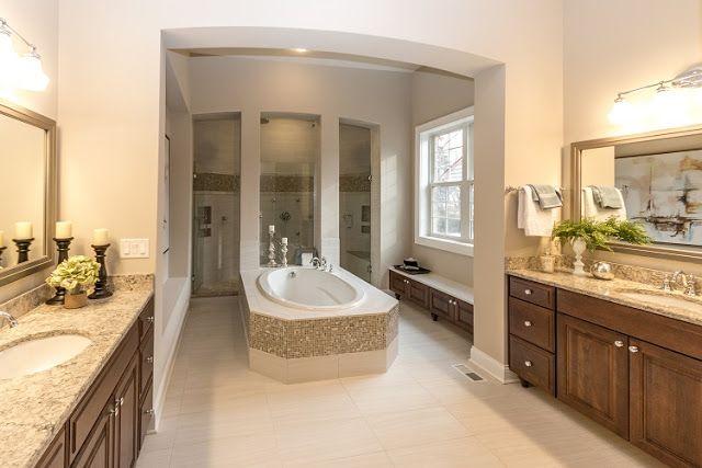Gorgeous Masterbath With Walk In Shower See This Million Dollar Cool Million Dollar Bathroom Designs Inspiration