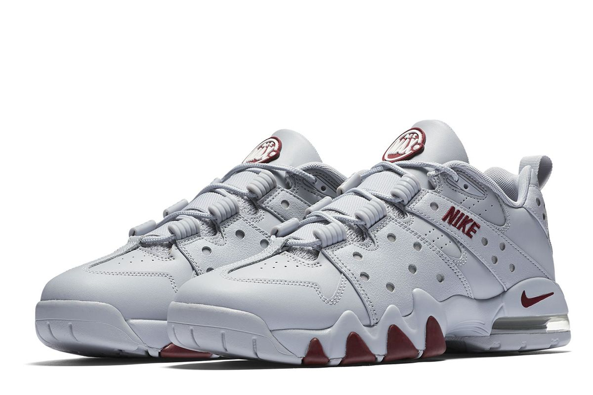Nike Air Max CB 94 Low to Release in Two Burgundy Colorways - EU Kicks: