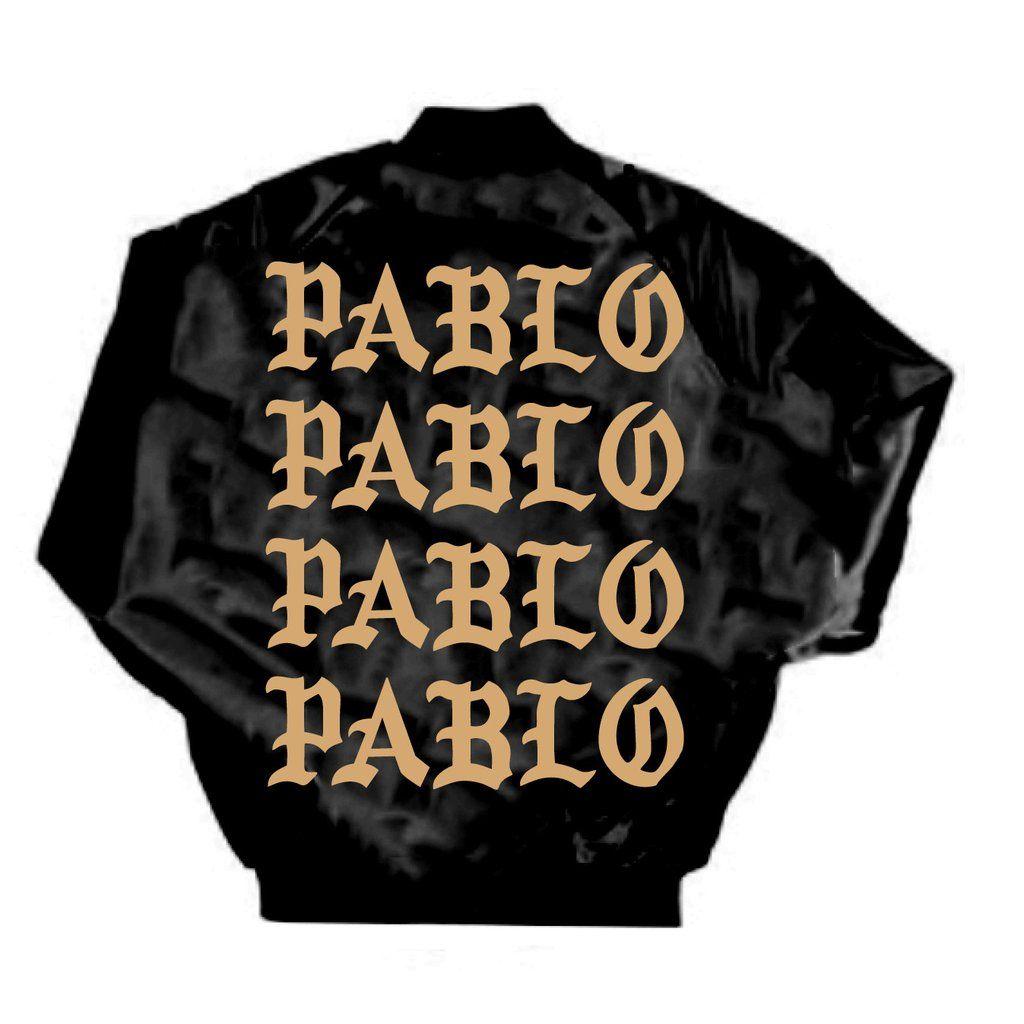 wholesale dealer 6a3df d850c PABLO SUPPLY Black Satin, Yeezy, Men Fashion, Sick, Graphic Sweatshirt, Male