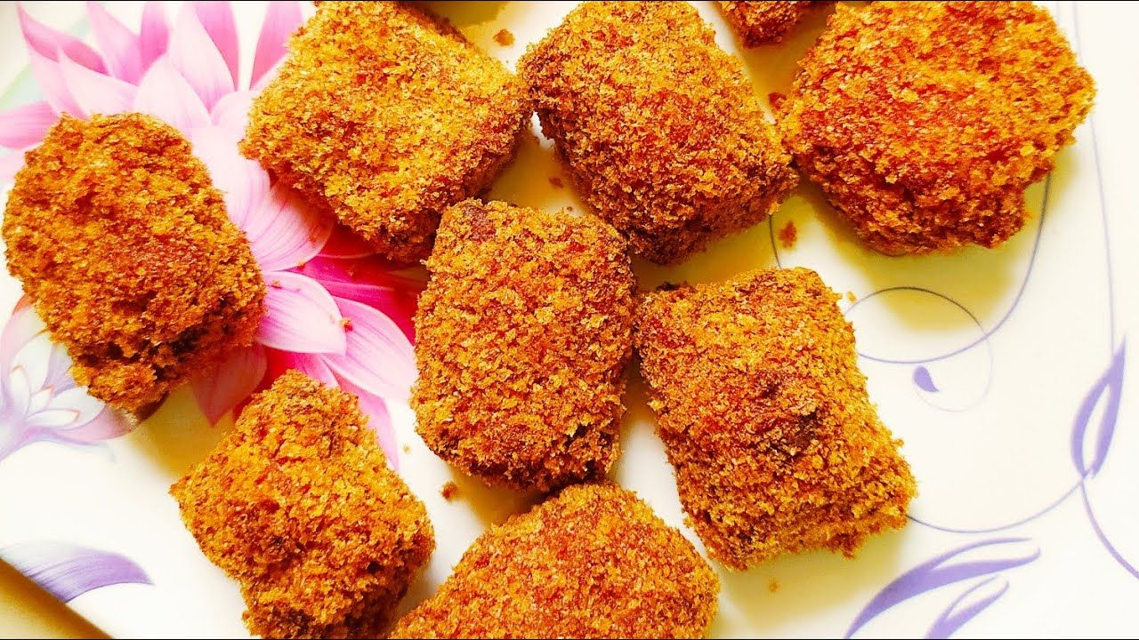 KFC Style Chicken Nuggets Recipe Chicken nugget recipes