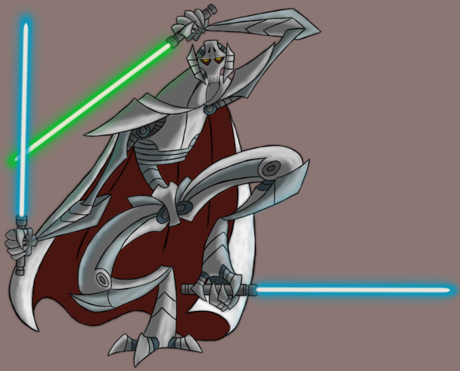 General Grievous Star Wars War Clone Wars