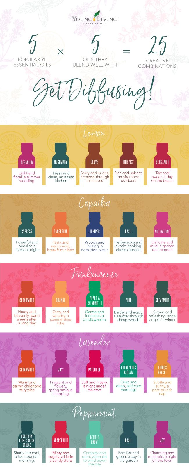 Pin On 12 Young Living Diffuser Recipes