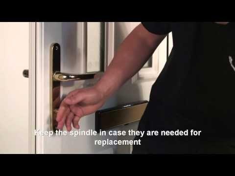 How To Replace Upvc Door Handles Upvc Door Handles Door Handles Upvc