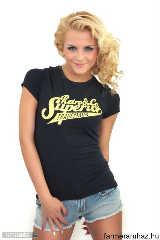 67a471a408 Retro Jeans női póló (Orfea) 1345. | Style | T shirt, Fashion, Women