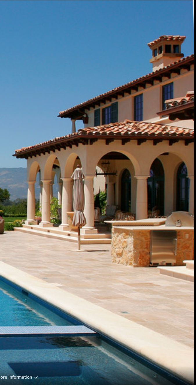 Pool tile and coping outdoor spaces pinterest