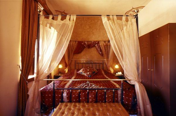 Arabische Schlafzimmer ~ Schlafzimmer orientalisch » orientalisches schlafzimmer mit einem