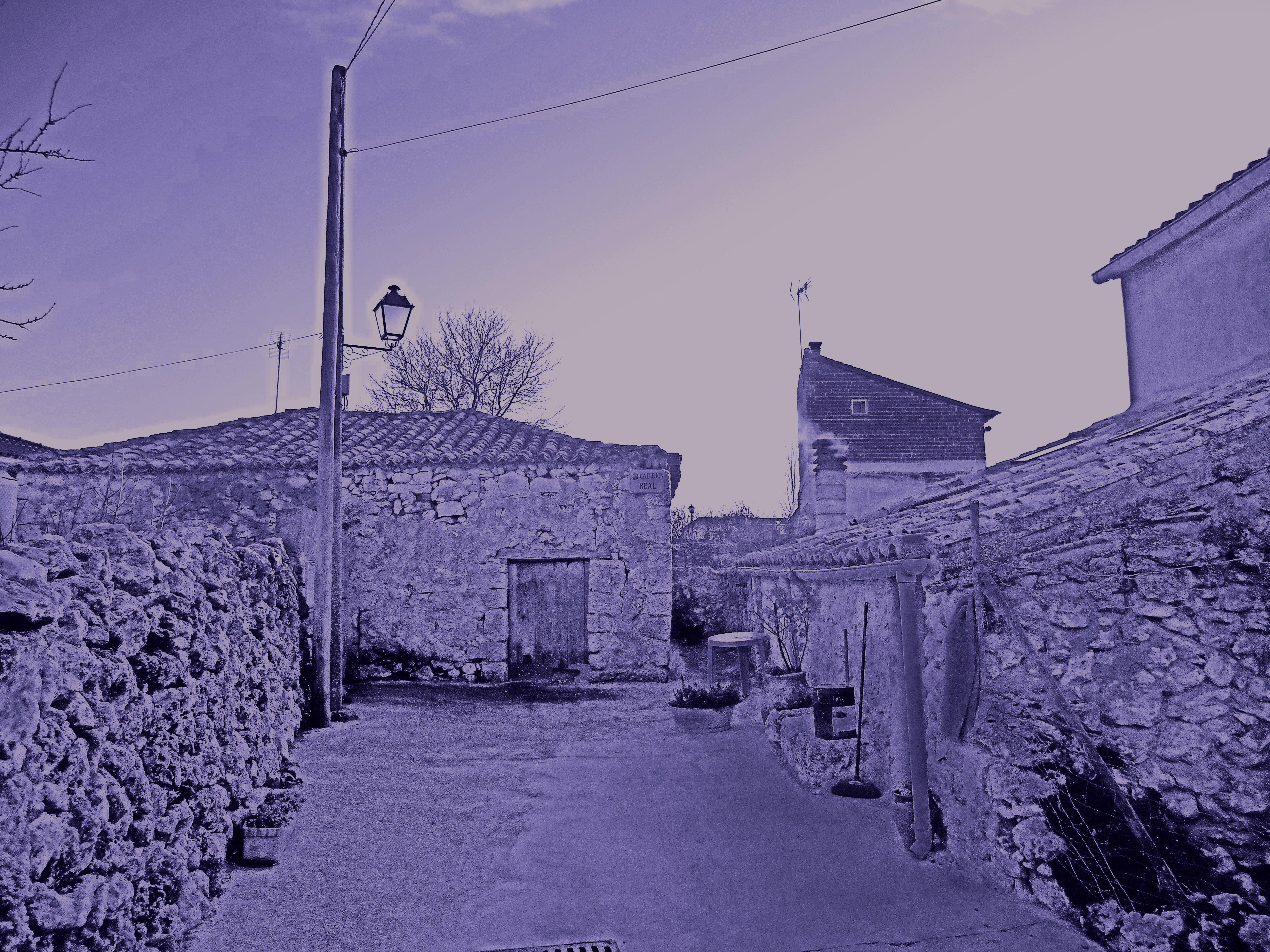 Casas de San Galindo.