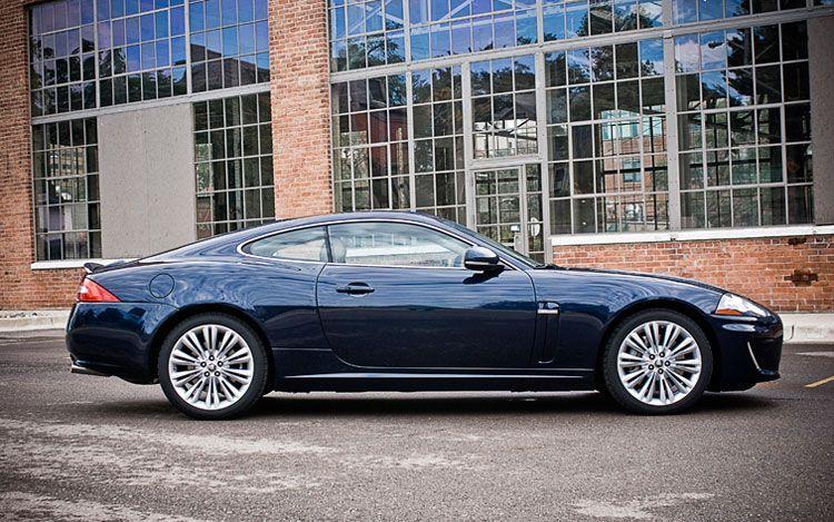 2011 Jaguar XK Coupe