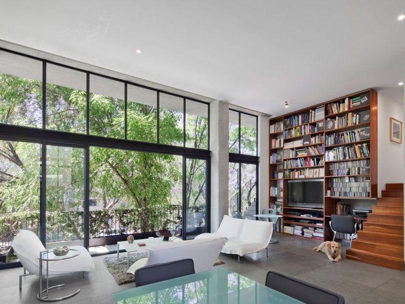 Veracruz 60 By Jsa Architecture Contemporary Apartment Single Apartment Home