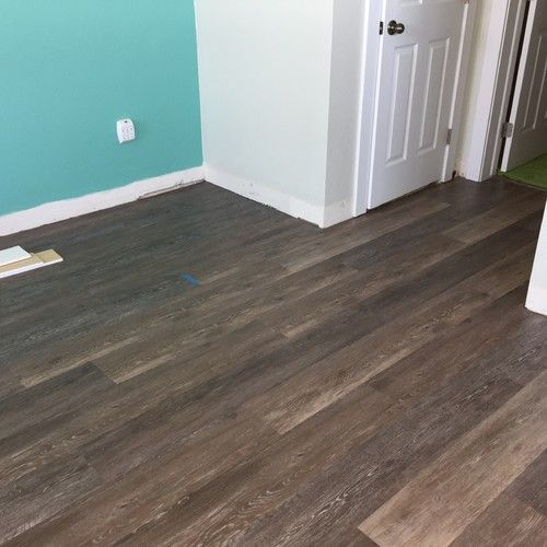 Our Flooring Will Be This Hudson Valley Oak Coretec