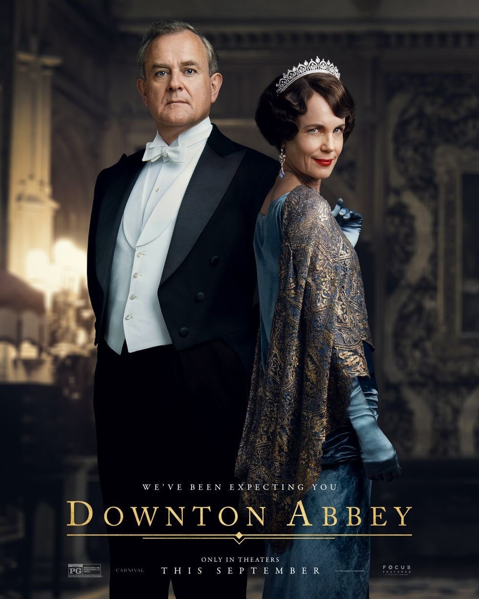 Which Downton Abbey Cast Members Are Returning for the