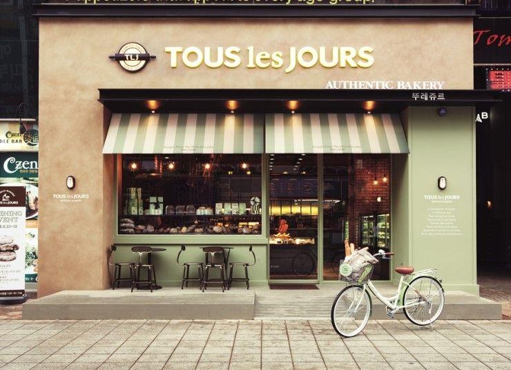 뚜레쥬르 코리아 TOUS LES JOURS KOREA   Food   Café-Bakery   Launched: 1996   Country: South Korea  