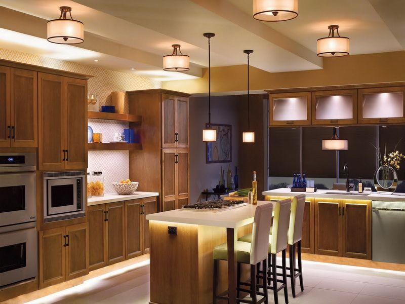Soluzione per cucina | Lighting design | Plafoniere cucina ...