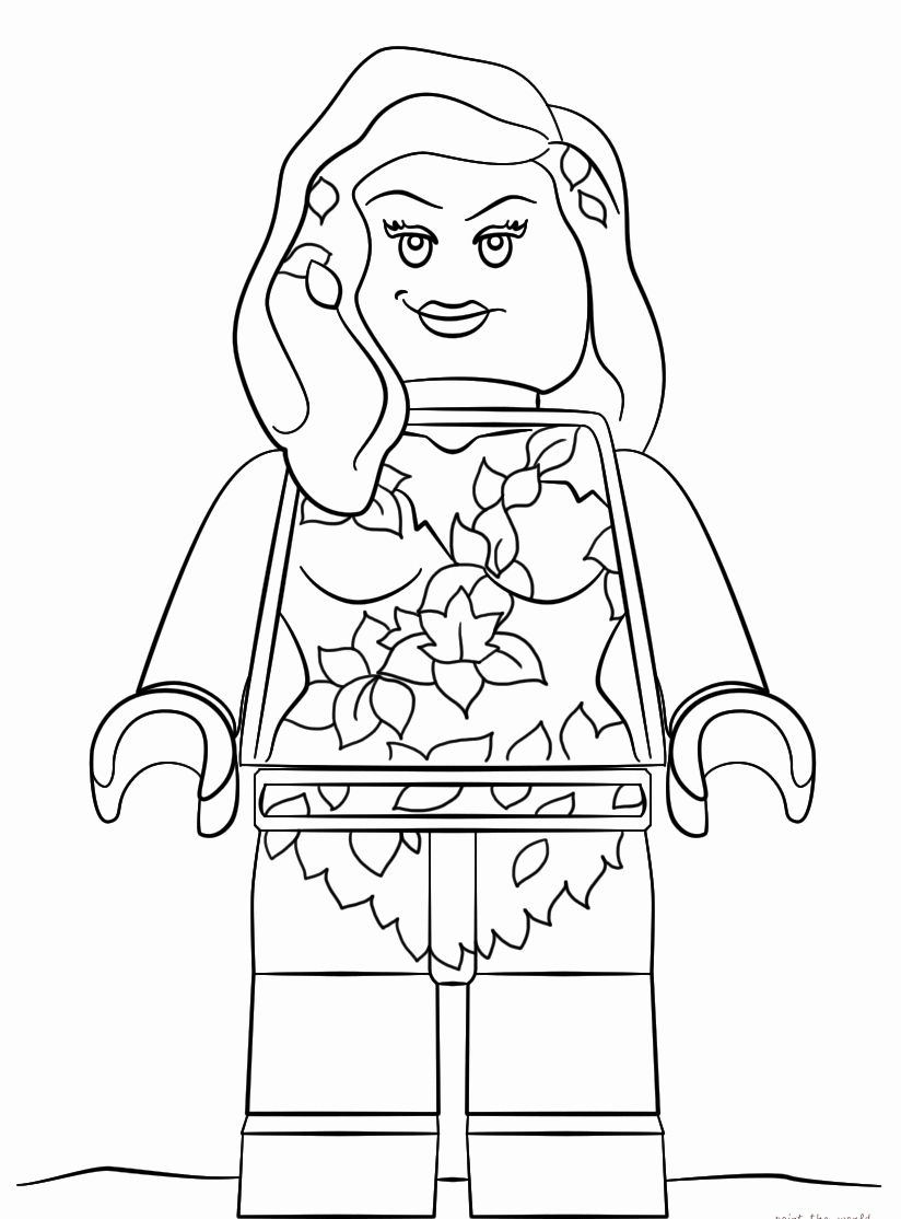 24 Lego Joker Coloring Page In 2020 Lego Coloring Pages