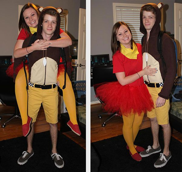 Banjo Kazooie Couple Costume  #nintendo #couples #geek
