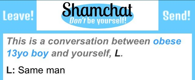 Shamchat is the best