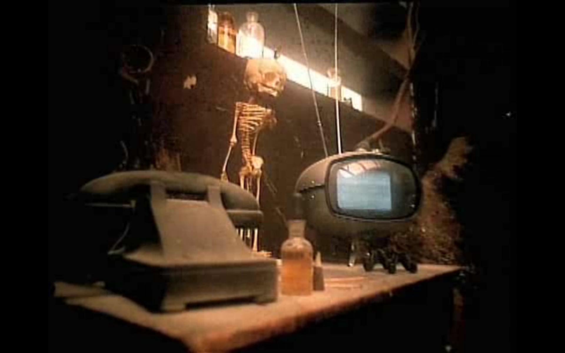 Nine Inch Nails, Closer (music video) 1994. #Cinematography #photography #music #musicvideo #nineinchnails  #flim #reznor #decor #design