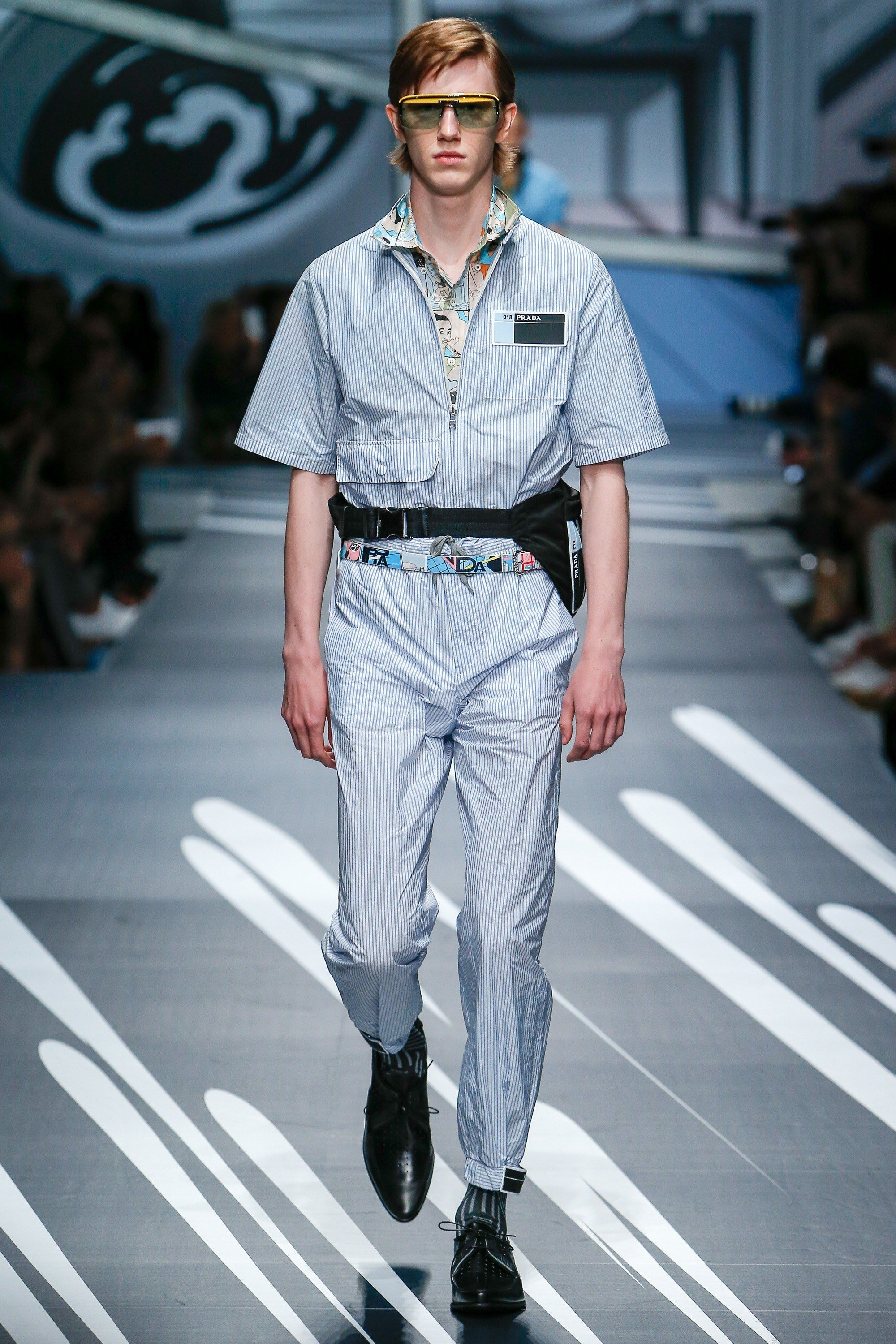 a37cb0121cc6e Prada Spring 2018 Menswear Collection Photos - Vogue