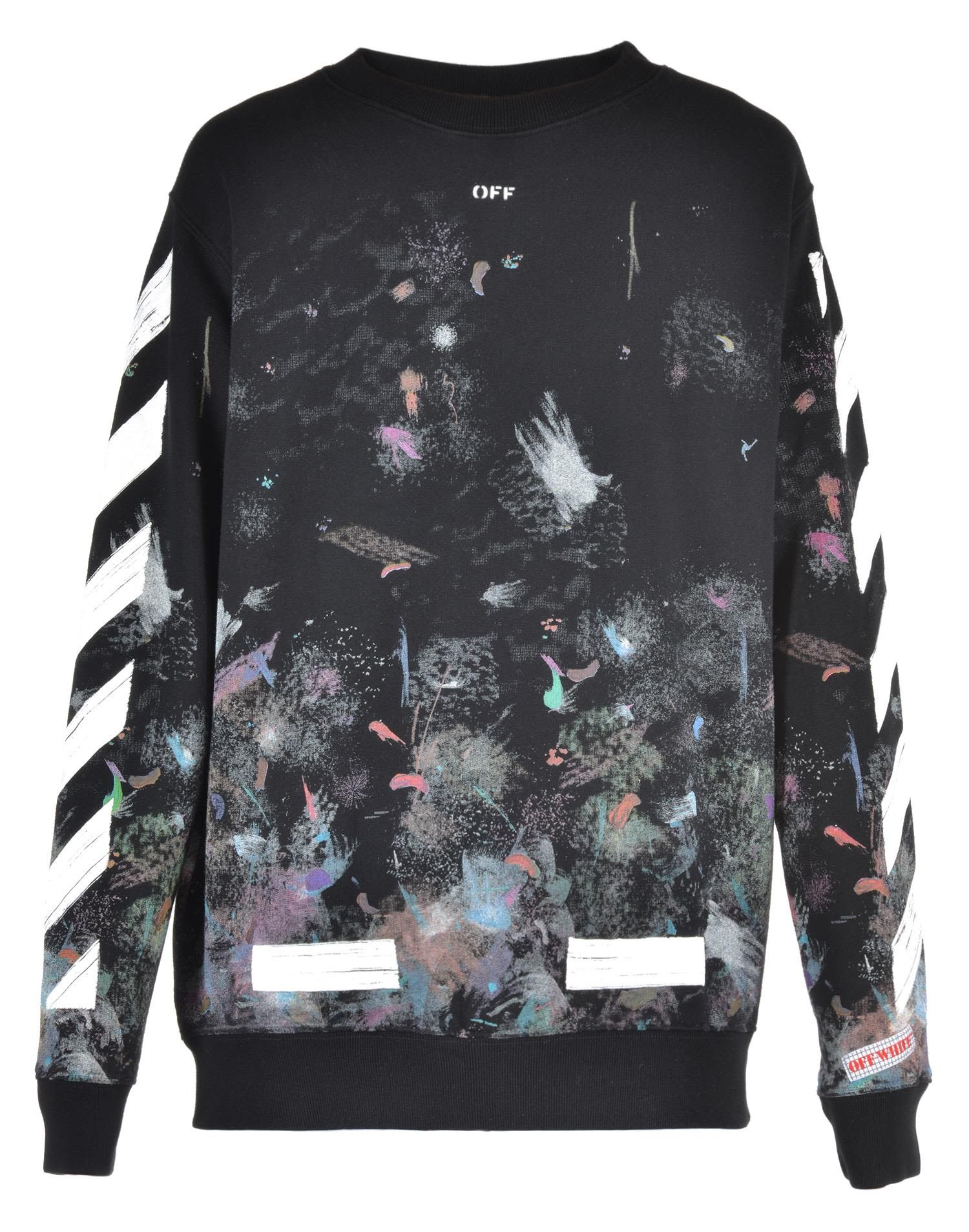 OFF-WHITE COTTON SWEATER. #off-white #cloth # | Off-White Men ...