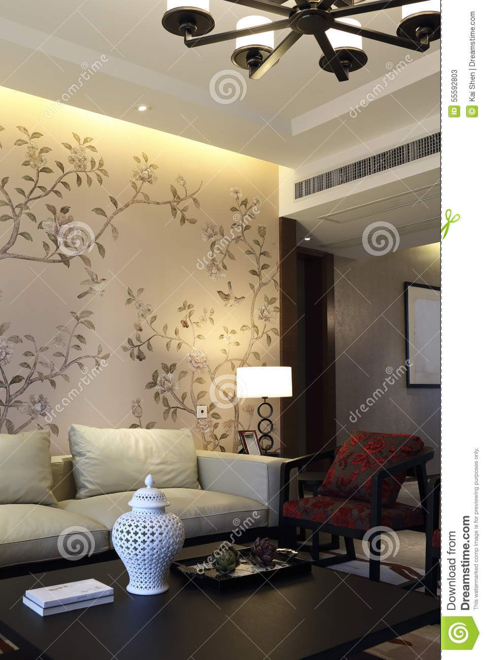 39 Fabulous Apartment Living Room Wallpaper To Make Your