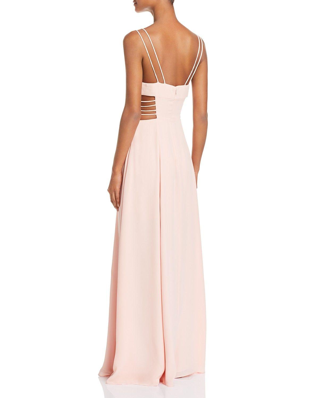 Fame And Partners The Megan Dress Women Bloomingdale S Megan Dress Prom Dresses Gowns Dresses [ 1500 x 1200 Pixel ]