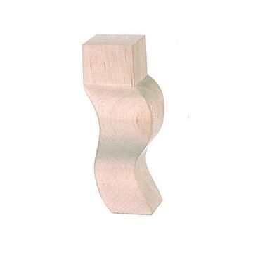 6 1 2 Inch X 1 7 8 Inch Furniture Leg On Sale For 15 23 Ea Diy