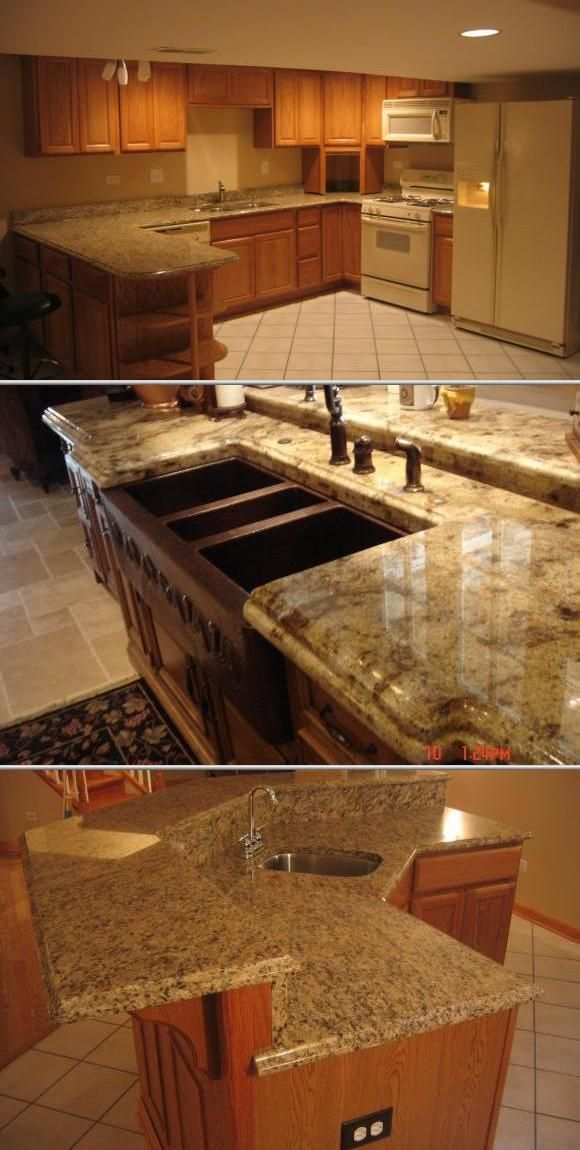 QGM Offers Fabrication And Installation Of Custom Granite Countertops For  Kitchen, Vanity, Bar, And More. They Also Fabricate Quartz And Marble  Countertops ...