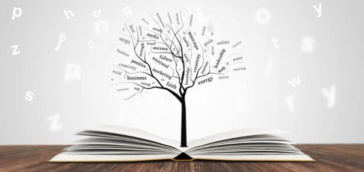 Tree Of Words Presentation Template Beau Tatouage Education