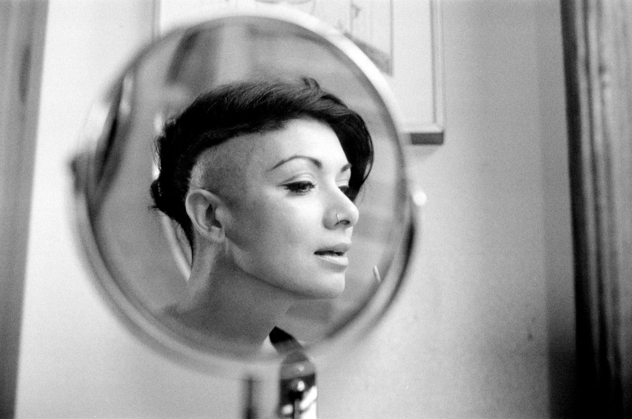 Pin by shorthairnena garusa on haircuts pinterest side shave
