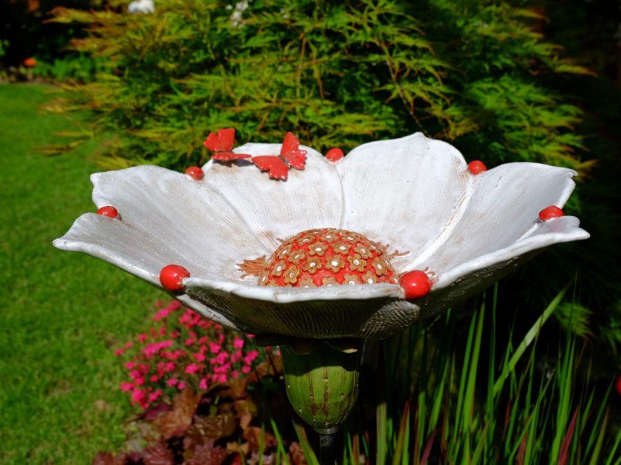 Mo Keramik Garten Keramik Blumen Topferarbeiten Kreativ