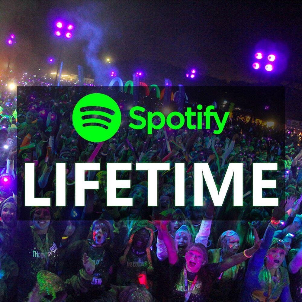 Spotify Premium Account Subscription - Lifetime warranty Worldwide
