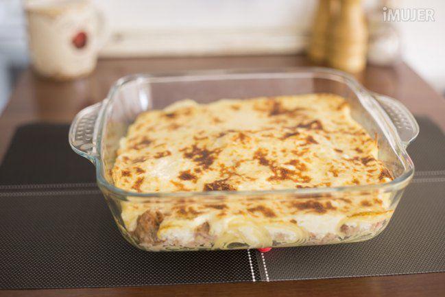 Una forma diferente de cocinar pasta: espaguetis atunados | Cocinar ...